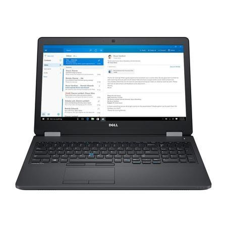 7D4DT Dell Latitude E5570 Core i5-6300U 8GB 128GB SSD 15.6 Inch Windows 10 Professional Laptop