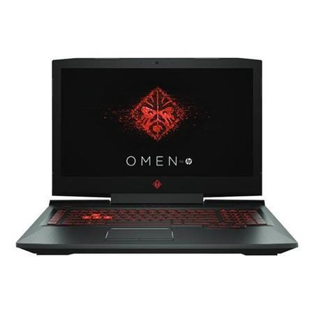 HP OMEN 17-cb0003na Core i7-9750H 8GB 1TB HDD + 512GB SSD 17.3 Inch FHD 144Hz GeForce GTX 1660Ti 6GB Windows 10 Home Gaming Laptop
