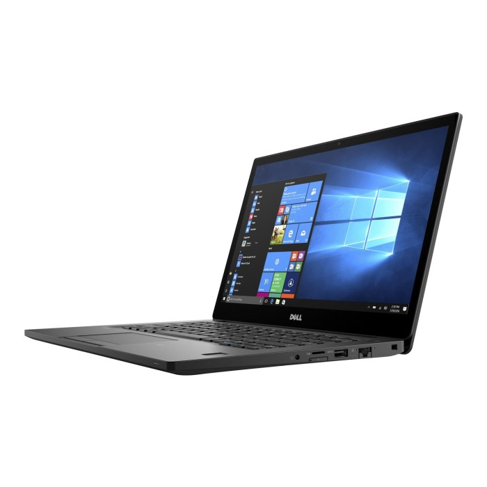 Dell Latitude 7280 Core i7-7600U 8GB 256GB SSD 12 5 Inch Windows 10  Professional Laptop - Laptops Direct