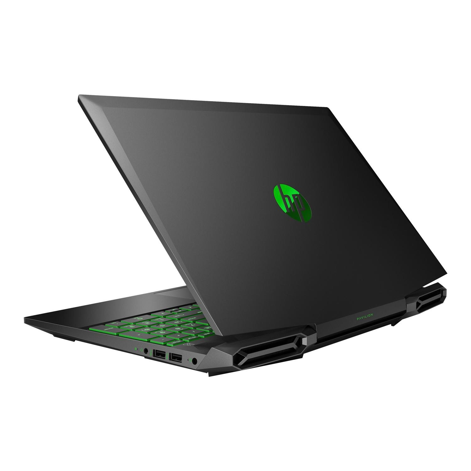 HP Pavilion 15-dk0026na Core i7-9750H 8GB 512GB SSD 15 6 Inch FHD GeForce  GTX 1660Ti 6GB Max-Q Windows 10 Home Gaming Laptop