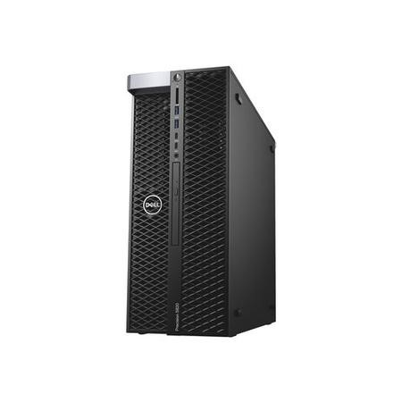 Dell Precision 5820 Xeon W-2123 3 6GHz 16GB 512GB Tower Server