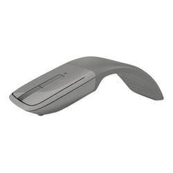 Microsoft Arc Touch Bluetooth Mouse in Grey