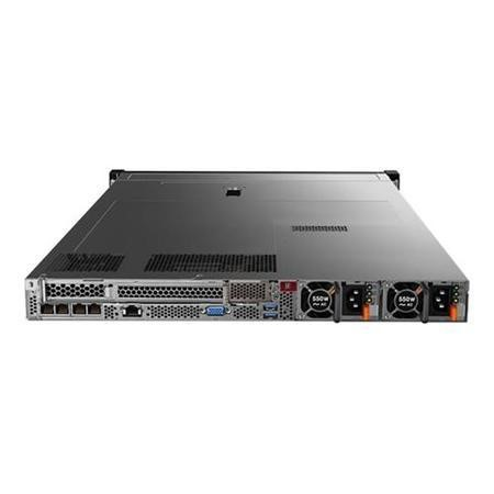 "Lenovo ThinkSystem SR630 - Xeon Silver 4110  2.1 GHz  16GB Hot-Swap 2.5""  Rack Server"