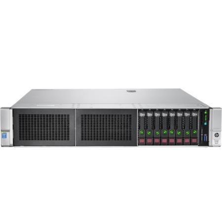 803860-B21 HPE Proliant DL380 Gen9 E5-2690v3 2 x 10gb Rack Server