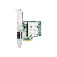 Hewlett Packard HPE Smart Array P408e-p SR Gen10 8 External Lanes/4GB Cache 12G SAS PCIe Plug-in Controller