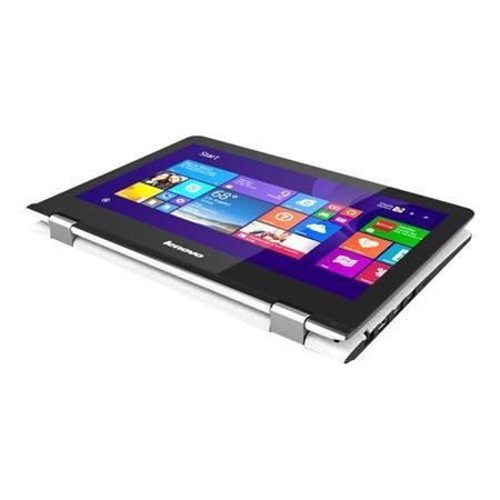 Lenovo Yoga 300 Intel Pentium N3710 4GB 500GB 11.6 Inch Windows 10 Convertible Laptop