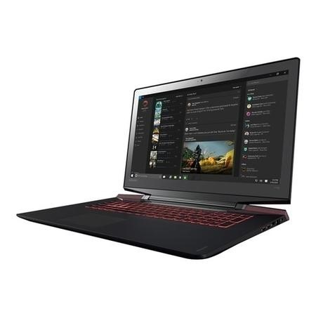 Lenovo Y700-17ISK 80Q0 Core i7 6700HQ 512GB SSD GeForce GTX 960M DVD-RW  17 3 Inch Windows 10 Laptop