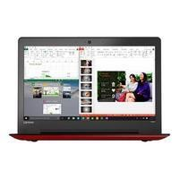 Lenovo 500S-14ISK Core i5-6200U 8GB 256GB SSD 14 Inch Win 10 Red