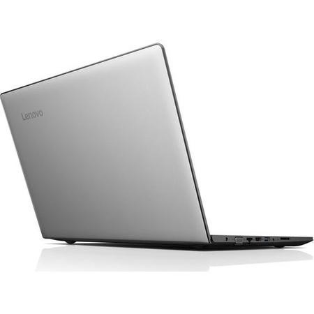 Lenovo Ideapad 310 Core i3-6006U 4GB 1TB 15.6 Inch Full HD Laptop - Silver