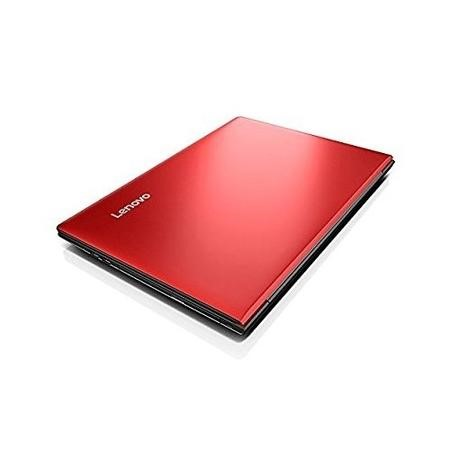 Lenovo ideapad 310 Core i5-7200U 8GB 1TB DVD-RW Windows 10 Laptop - Red