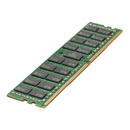 Hewlett Packard HPE 16GB 1x16GB Single Rank x4 DDR4-2666 CAS-19-19-19 Registered Smart Memory Kit