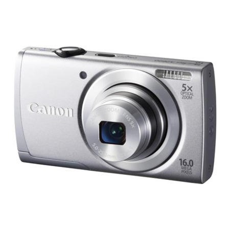 Canon Powershot A2600 16mb Digital Camera - Silver