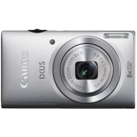 Canon Ixus 140 HS 16MP Digital Camera - Silver
