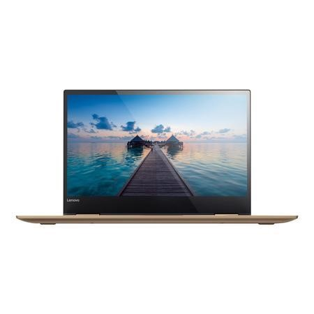 81C300C0UK Lenovo Yoga 720 Core i5-8250U 8GB 128GB SSD 13.3 Inch FHD Touch Windows 10 Home - Copper