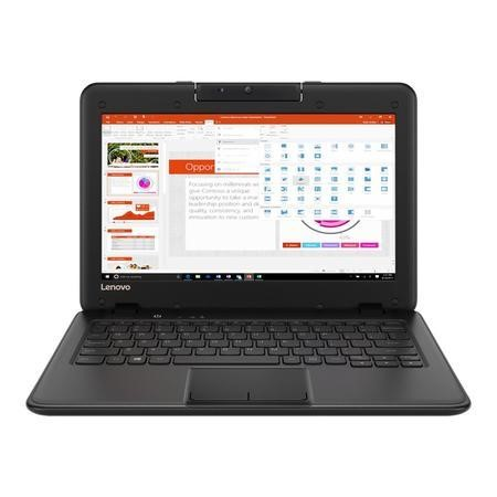 81CY002MUK Lenovo 100E 81CY Intel Celeron N3350 4GB 64GB SSD 11.6 Inch Windows 10 S Laptop