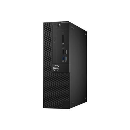81D40 Dell OptiPlex 3050 Core i3-7100 4GB 500GB DVD-RW Windows 10 Professional Desktop