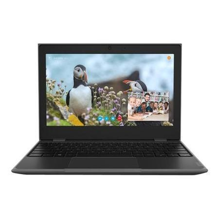 Lenovo 100e Celeron N4000 4GB 64GB SSD 11.6 Inch Windows 10 Pro Laptop
