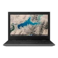 Lenovo 100e MT8173C 4GB 32GB SSD 11.6 Inch Chromebook 2nd Gen MTK - Black
