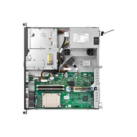 HPE ProLiant DL20 Gen9 Xeon E3-1220v5 Quad Core 3.00GHz 8GB 2x 3.5in Hot Plug SATA Rack Server