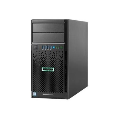 824379-421 HPE ProLiant ML30 Gen9 Intel Xeon E3-1220v5 Quad Core 3.00GHz 8MB 4GB 1 x 4GB DDR4 2133MHz UDIMM 4 x Hot Plug 3.5in SC SATA Tower Server