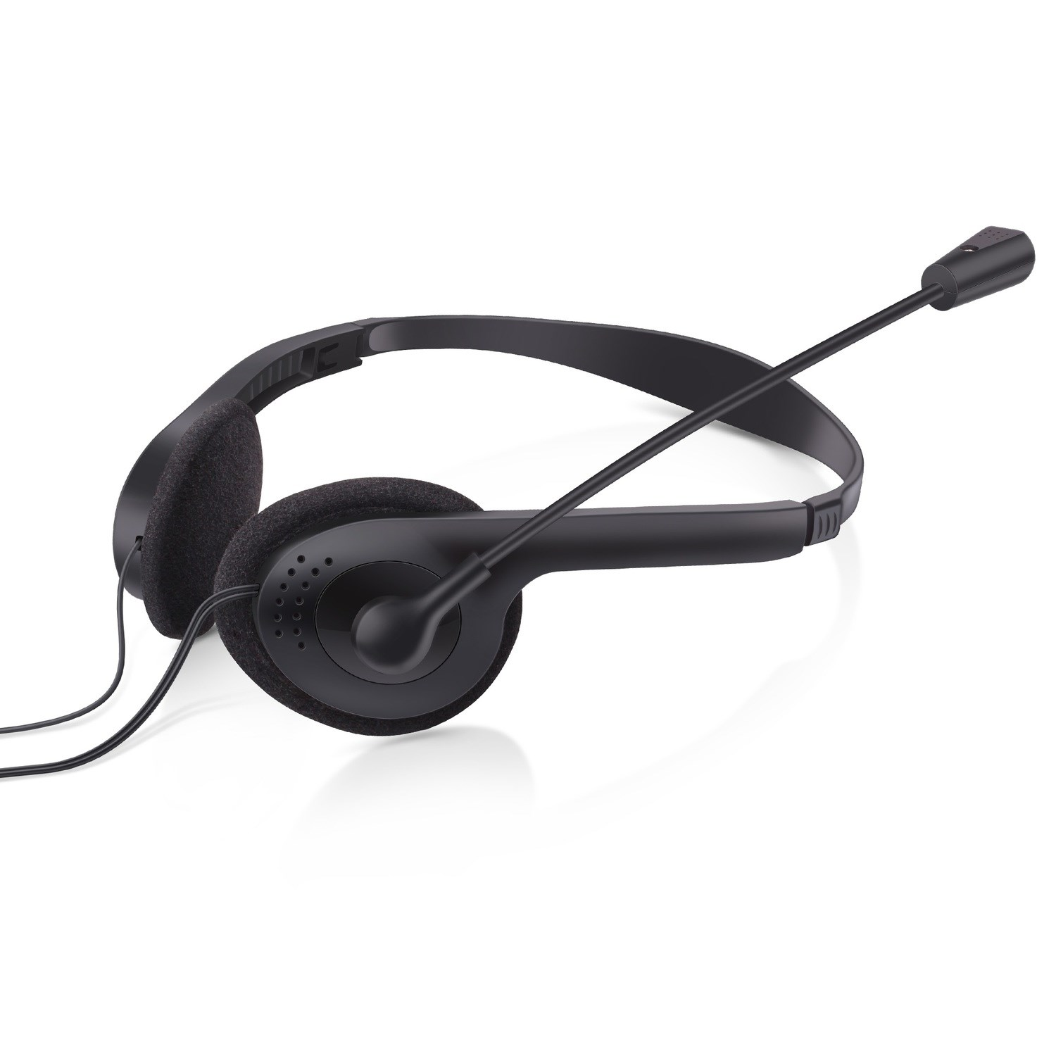 Sandberg Usb Headset With Microphone With 5 Year Warranty Laptops Direct