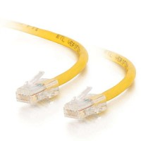Cables To Go 1m Cat5E 350MHz Assembled Patch Cable - Yellow