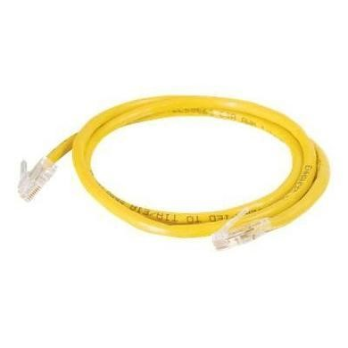 Cables To Go 30m Cat5e 350MHz Assembled Patch Cable - Yellow
