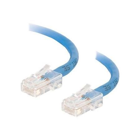 CablesToGo Cables To Go 7m Cat5E Crossover Patch Cable - Blue