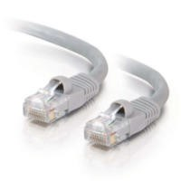 Cables To Go 5m Cat6 550MHz Snagless Patch Cable Grey