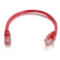 Cables To Go 5m Cat6 550MHz Snagless Patch Cable (Red)