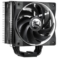 Alpenfohn Matterhorn Black CPU Cooler - 120mm