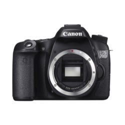 Canon EOS 70D Digital SLR Camera - Body Only