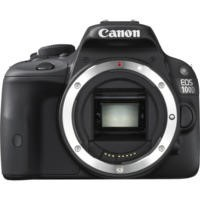 Canon EOS 100D SLR Camera Black Body Only 18MP 3.0Touch LCD FHD