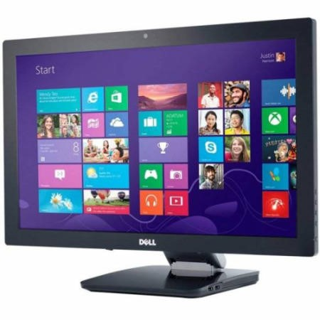 "Dell DELS2340T LED Touch 23"" 1920x1080 HDMi USB Monitor - Built-in Speaker"