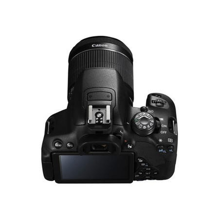 Canon EOS 700D DSLR Camera + EF-S 18-55mm IS STM Lens