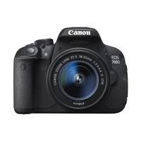 Canon EOS 700D DSLR Camera with EF-S 18-55mm IS STM Lens