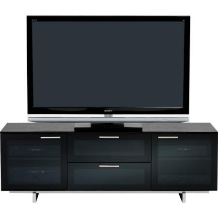 BDI Avion Noir II 8937 TV Cabinet - Up to 75 Inch