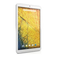 Hipstreet Electron 8GB Android 5.0 8 Inch Tablet PC  - White