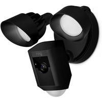 Ring Floodlight Camera - Black