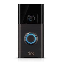 Ring Video Doorbell - Ventian Bronze