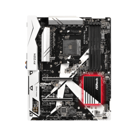 Asrock X370 Killer SLI AMD Socket AM4 7.1 Motherboard