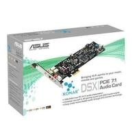 ASUS Xonar DSX PCI Express X1 - 7.1 Channel Surround Sound Card