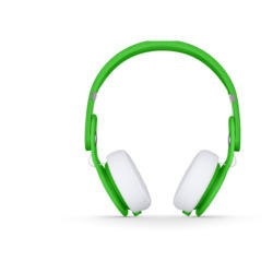 Beats by Dr. Dre Mixr - Neon Green