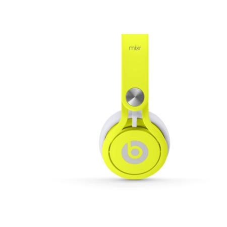 Beats by Dr. Dre Mixr - Neon Yellow
