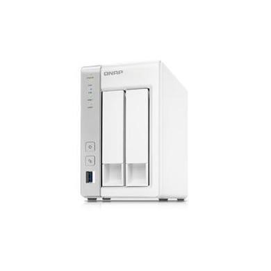 QNAP TS-231+ 1.4 GHZ DC 2x GBE 2BAY Diskless NAS Enclosure