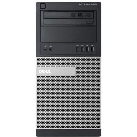 dell Optiplex 9020 MT  i5-4590 3.30GHz  6MB  4GB 2x2GB 1600MHz  500GB SATA 7.2k 3.5 INCH  3Yr NBD  Win7Pro64