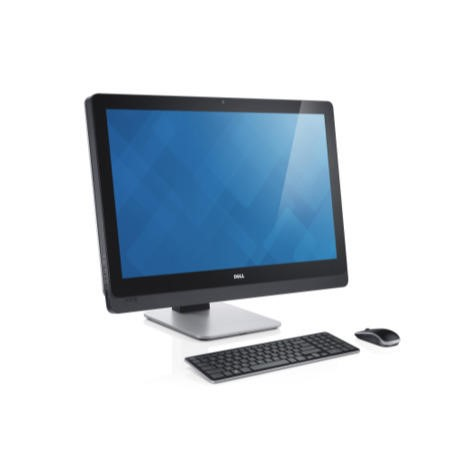 "Dell OPTIPLEX 9020 AIO CORE i3-4130 4GB 500GB 23"" FHD HD 2500 DVDRW Windows 7/8 Professional All In One"