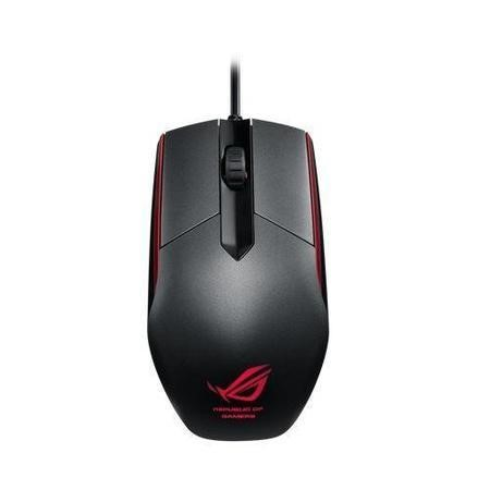 Asus ROG Sica Mouse - USB - Steel Grey