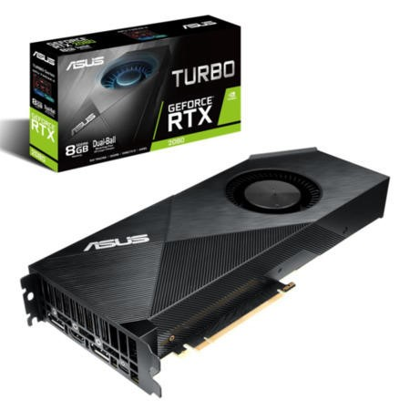 ASUS GeForce RTX 2080 Turbo 8GB Graphics Card