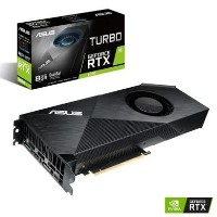 ASUS Turbo GeForce RTX 2070 1620Mhz 8GB GDDR6 Graphics Card